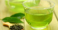 Limon, Yeşil Çay, Maden Suyu ile Zayıflatan Karışım