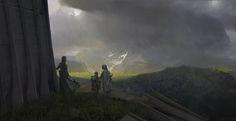 Trio, Sean Sevestre on ArtStation at https://www.artstation.com/artwork/trio-d2f5d598-1632-436a-a53e-7204d7dcf7b4