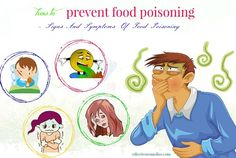 10 Best Tips On How To Prevent Food Poisoning Naturally At Home Food Hacks, Food Tips, Usda Food, Food Poisoning, Health And Wellbeing, Allrecipes, Kids Meals, Gardening Tips, Safety