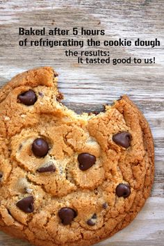 New York Times Chocolate Chip Cookies | Recipe Girl