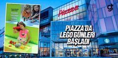 Samsun Piazza'da Lego Günleri Başladı