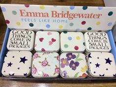 Emma Bridgewater Polka Dot Butter Dish 1st Quality New Unused Comfortable And Easy To Wear Bridgewater Pottery, Porcelain & Glass