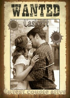 Wanted #Castle, #Caskett, #CutestCouple