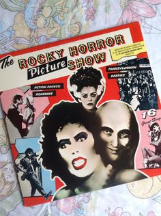 1975 The Rocky Horror Picture Show Vinyl by FlowerChildForest, $20.00