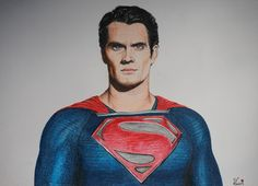 Superman : Man Of Steel by deviprasadchand on @DeviantArt