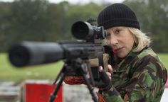 Helen Mirren Is Even Cooler Than You Thought She Was  And she may be closer to what Beryl looks like. . .