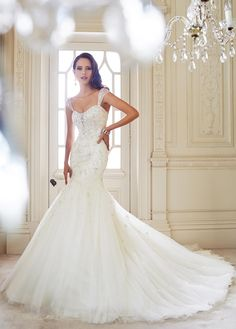 Buy discount Glamorous Chiffon Off-the-shoulder Neckline Mermaid Formal Dresses With Lace Appliques at Dressilyme.com