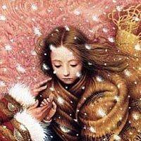 Snow Queen  Author Hans Christian Andersen  Illustrator Vladislav Erko year 2002 Publisher A-BA-BA-HA-LA-MA-HA