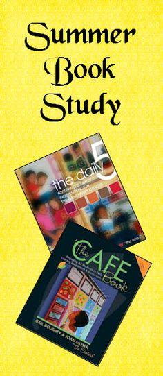 UPPER GRADE Daily 5 book study!  Begins tomorrow and runs all summer