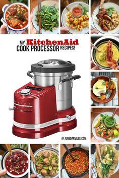 171 best my kitchenaid cook processor recipes images in 2019 rh pinterest com