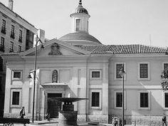 Monasterio de Santa Ana - Valladolid, Spain