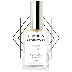 Noche Nuit perfume. Midnight Dark Tuberose by Curious Apothecary (88 RON) ❤ liked on Polyvore featuring beauty products, fragrance, beauty, perfume, perfume fragrance and parfum fragrance