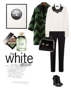 """Dolce"" by lera-chyzh ❤ liked on Polyvore featuring Paul Smith Black Label, rag & bone, Versace, Giuseppe Zanotti, Burberry and Dolce&Gabbana"