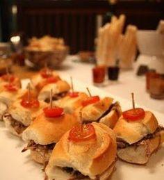 Imagem da receita Sanduíche de carne louca