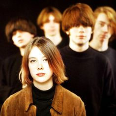 Slowdive! One of the most awesome shoegaze/dream pop bands ever to be. And Rachel is so god damn beautiful!