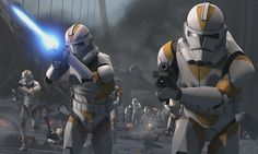 The Clone Wars is one of the biggest and most violent conflicts in Star Wars lore. It saw several factions fighting for control of the galaxy. Star Wars Clone Wars, Star Wars Art, Tableau Star Wars, Star System, Star Wars Images, The Empire Strikes Back, Red Army, Clone Trooper, War Machine