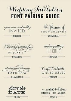 How to make your own chalkboard printables how to nest for less wedding invitation font pairing guide modern quickpen and itc avant garde gothic whimsical cantoni pro and caecilia romantic poem script and stopboris Image collections