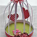 Une petite idée sympathique pour un petit cadeau fait maison trouvée sur le blog de Kesi'Art, et réalisé avec ma grande puce pour ses...