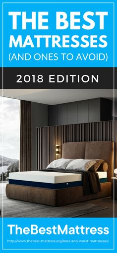 The Best Mattresses (and Ones to Avoid) 2018 Edition Best Mattress, Mattress Brands, Keep It Simple, Mattresses, Good Things, People, Home Decor, Decoration Home, Room Decor