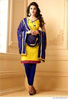 Salwar Suit Neck Designs