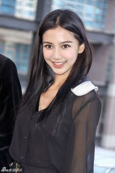 angelababy smiling - Google Search