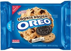 Oreo Cookie Dough Limited Edition Cookies (Cookie Dough) 12.2 oz: Amazon.com: Grocery & Gourmet Food