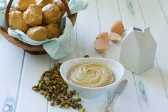 Gluten Free Pistachio Pastry Cream