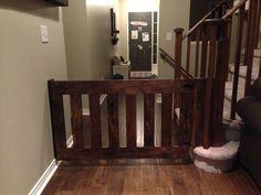 custom baby gate