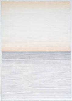 """Saatchi Art Artist Alexander Jowett; Drawing, """"Falling Sun"""" #art"""