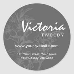 Whether you write them by hand or print them at home, check out our selection of Round Address Labels return address labels. Return Address Stickers, Return Address Labels, Custom Address Labels, Addressing Envelopes, Writing, Personalized Address Labels, Writing Process