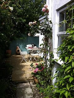 Holiday Cottage in Rye Harbour, Sussex, England.