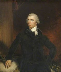 """""""William Pitt (1759–1806)"""", 1812, by George Henry Harlow (British, 1787-1819). Pitt was a British politician who became the youngest Prime Minister in 1783 at the age of 24. He left office in 1801, but was Prime Minister again from 1804 until his death in 1806. He was also the Chancellor of the Exchequer throughout his premiership. He is known as """"the Younger"""" to distinguish him from his father, William Pitt the Elder, who previously served as Prime Minister of Great Britain."""