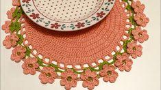 Free Crochet Doily Patterns, Crochet Coaster Pattern, Crochet Lace Edging, Crochet Cross, Crochet Doilies, Knit Crochet, Laddu Gopal Dresses, Napkins Set, Crochet Necklace