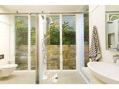 beach style, contemporary bathroom - homehound.com.au