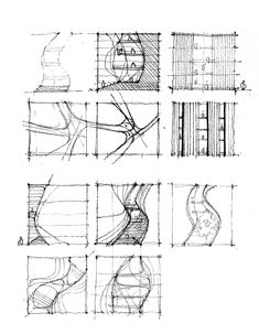Ideas Drawing Architecture Conceptual For 2019 Conceptual Sketches, Drawing Sketches, Sketchbook Drawings, Sketching, Architecture Concept Drawings, Architecture Design, Computer Architecture, Roman Architecture, Planer Layout