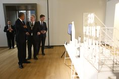 3D Print Canal House presented to US President Obama at Rijksmuseum Amsterdam