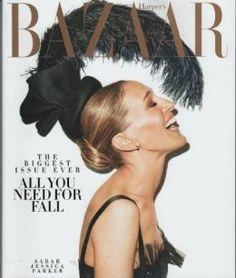 Sarah Jessica Parker #september #issue