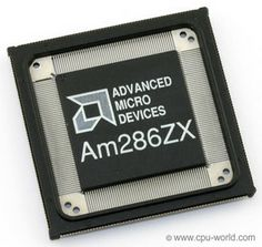 AMD Am286ZX/Am286LX PC-AT motherboard on a chip  Am286ZX/LX is a family of highly integrated x86-compatible microprocessors based on AMD 80C286 CPU core. The CPU has all of features of 80286 processor, including all 286 registers, instructions and addressing modes, real and protected modes, and support for external 80C287 Floating-Point Unit.  http://pcconnectz.com/soc.php