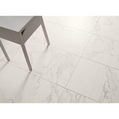 Coem Marmor B. Carrara lappato 300x600 mm - Klinker Granitkeramik som är skapad för att i alla detaljer efterlikna högvit marmor från Italienska Carrara. Plattan kommer med behandlat ytskikt för högsta kvalitet och hög slitstyrka. Coem Marmor B. Carrara lappato 300x600 har en semi polerad finish men finns även i matt utförande.   Rek. pris 1 095,00 kr /m2  NU 958,00 kr /m2