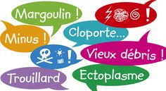 """Connaissez-vous l'histoire des """"gros mots"""" ? French Slang, Saint Yves, French Resources, French Immersion, Teaching French, Idioms, Learn French, French Language, Classroom"""