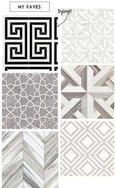 Country Floors - Mimosa Lane: Tile Me Crazy
