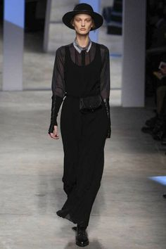 Look 3 | Fall 2014 Ready-to-Wear Kenneth Cole Collection #KCRUNWAY #NYFW