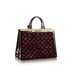 Déesse GM Monogram Vernis - Handbags | LOUIS VUITTON