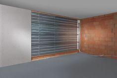 X-NET C22 WANDHEIZUNG TROCKENSYSTEM - Wenn es darum geht, die Systemtemperaturen niedrig zu halten und optimale Behaglichkeit im Wohnbereich oder in vergleichbar genutzten Räumen zu erzeugen, ist die Flächenheizung absolut erste Wahl. Alternative Energy, Cabana, Blinds, Innovation, Home Improvement, Design Inspiration, House Design, Curtains, Wall