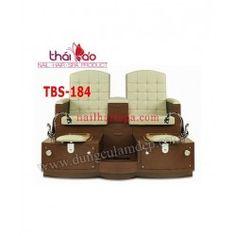 Ghe Spa Pedicure TBS184 Ghế Spa Pedicure là sản phẩm ghế chuyên nghiệp đang được rất ưa chuộng bởi các Nail Salon trên toàn thế giới. Ghế là sự kết hợp hoàn hảo giữa ghế nail thông thường cùng với ghế massage.
