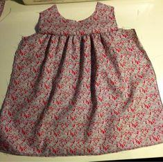 Cosas de Butterflies: Tutorial DIY vestidos Niña Girls Dresses, Summer Dresses, Sewing For Kids, Toddler Outfits, Diy Clothes, Diy Tutorial, Sewing Patterns, Belleza Diy, Fashion