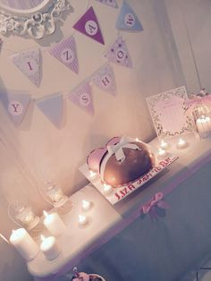 Baby shower party done by me