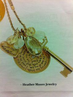 2013 personalized jewelry award winner!