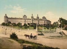1890/1900 - Cimiez. Hôtel Excelsior. Regina Palace