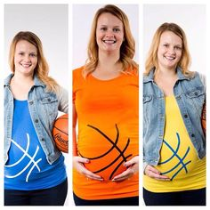 Message Baby Belly Laughs on etsy to request other color schemes!  Basketball Maternity Shirt, Funny Maternity Shirt, St. Patrick's Day Maternity Tee or Tank top, Basketball mom shirt, Maternity Jersey, 242534075 Funny Maternity, Funny Pregnancy Shirts, Maternity Tees, Pregnancy Humor, Basketball Gender Reveal, Basketball Baby Shower, Gender Reveal Pictures, Basketball Mom Shirts, Baby Belly